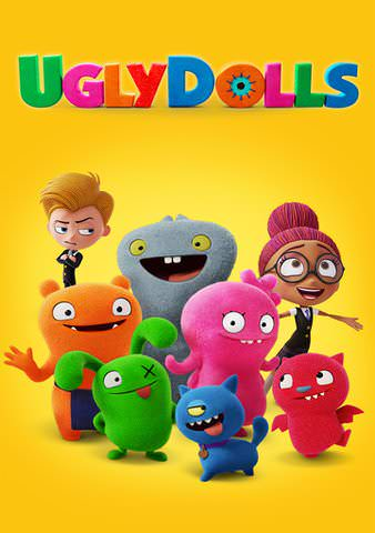 UglyDolls 4K iTunes (This title is iTunes ONLY)