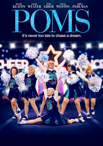 Poms HD iTunes (This title is iTunes ONLY)