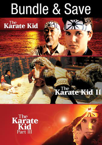 Karate Kid 4 Movie Collection SD VUDU IW (Will Transfer to MA & iTunes)