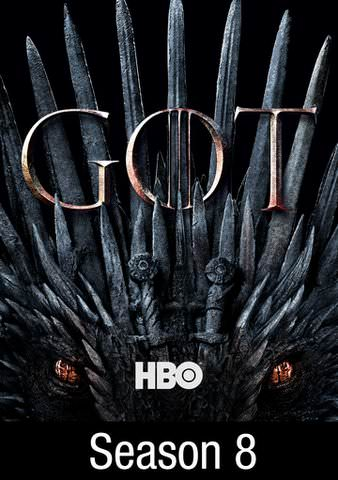 Game Of Thrones Season 8 HDX VUDU