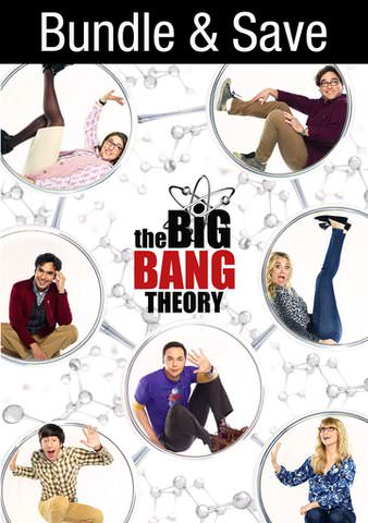 Big Bang Theory The Complete Series HDX VUDU (All Seasons)