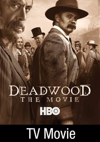 Deadwood The Movie HDX VUDU
