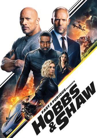 Fast And Furious Presents Hobbs And Shaw HDX VUDU or iTunes via MA