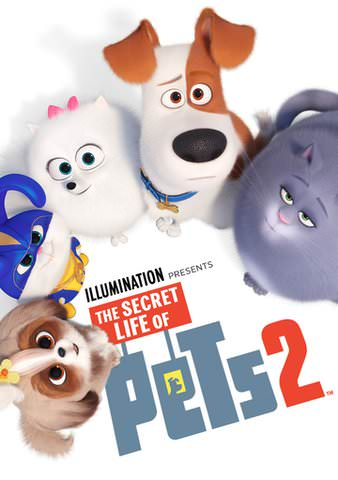 Secret Life Of Pets 2 HDX VUDU or iTunes Via MA