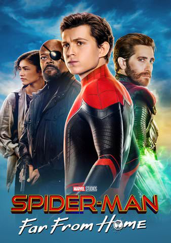 Spider-Man Far From Home 4K UHD VUDU IW (Will Transfer to MA & iTunes)