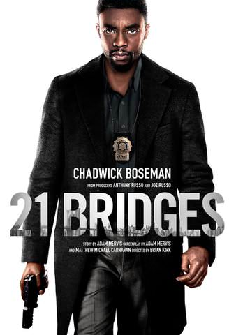 21 Bridges HDX VUDU (IW)