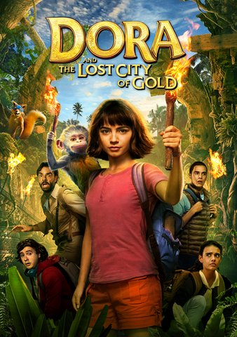 Dora And The Lost City Of Gold 4K iTunes