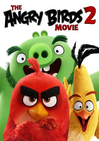 Angry Birds Movie 2 HDX VUDU or iTunes via MA
