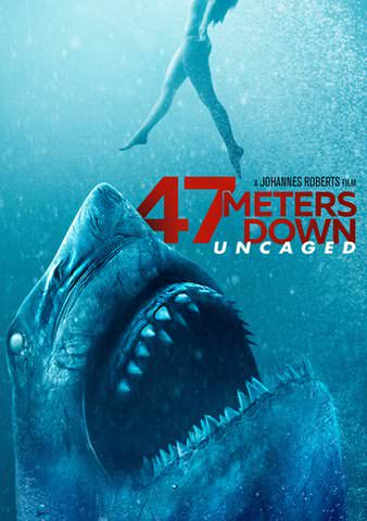 47 Meters Down: Uncaged HDX VUDU or 4K iTunes