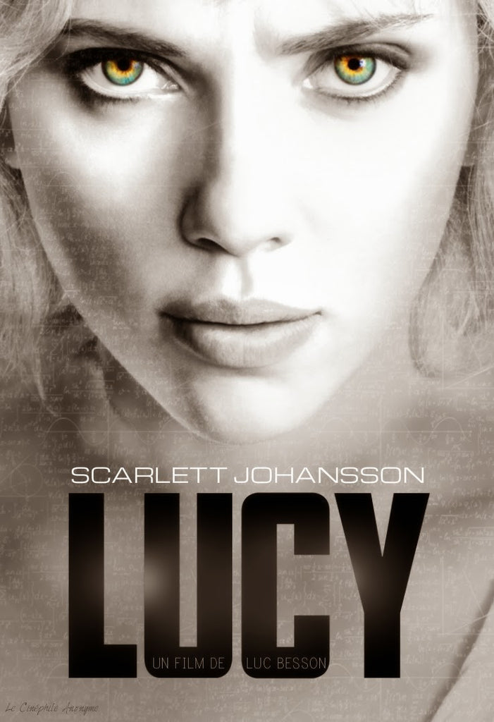 Lucy HDX UV - Digital Movies