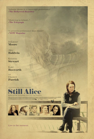 Still Alice SD UV or iTunes via MA