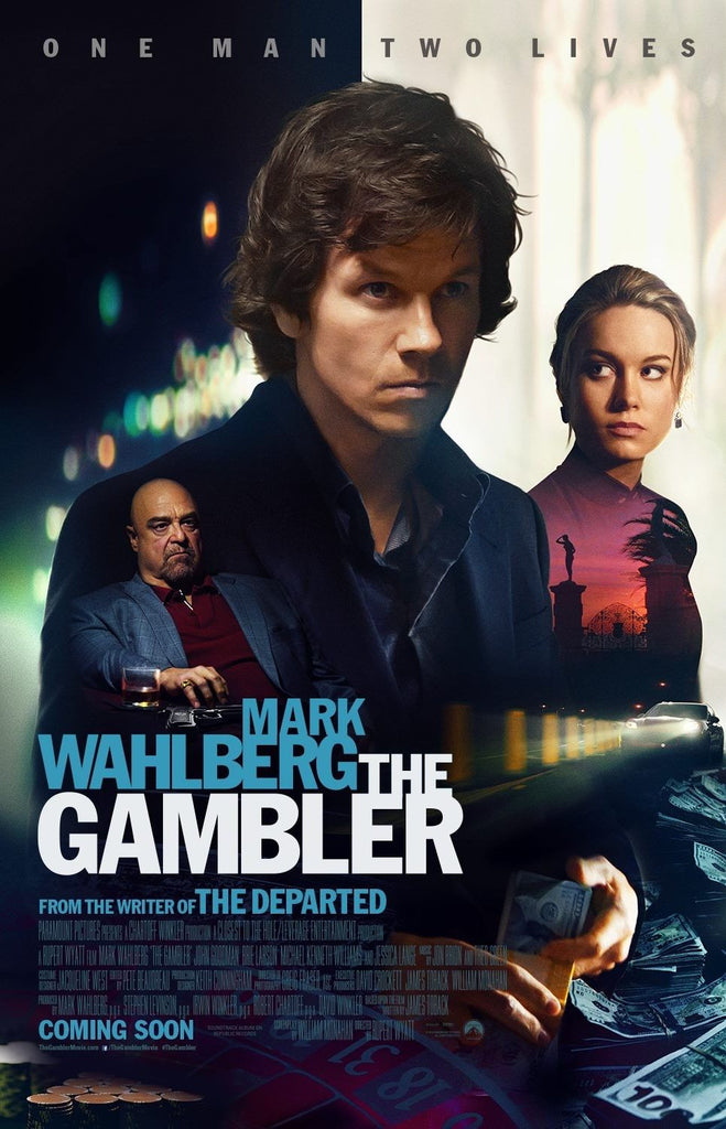Gambler HD iTunes - Digital Movies