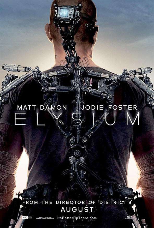 Elysium HDX UV - Digital Movies