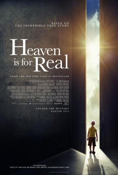 Heaven is for Real HDX UV - Digital Movies