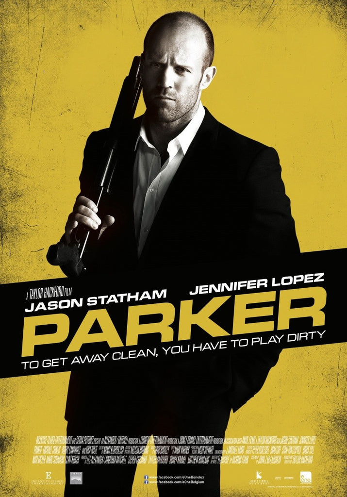 Parker SD UV - Digital Movies