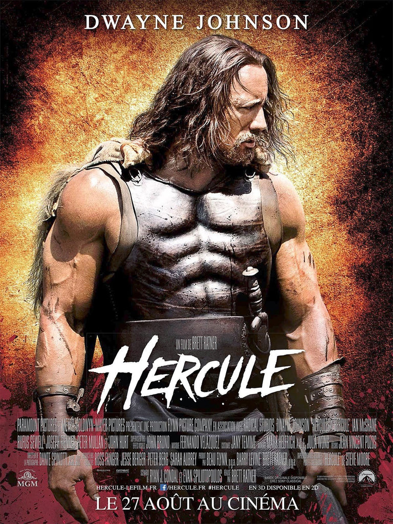 Hercules HDX UV - Digital Movies