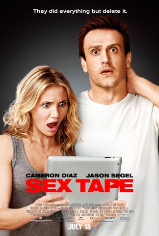 Sex Tape SD VUDU