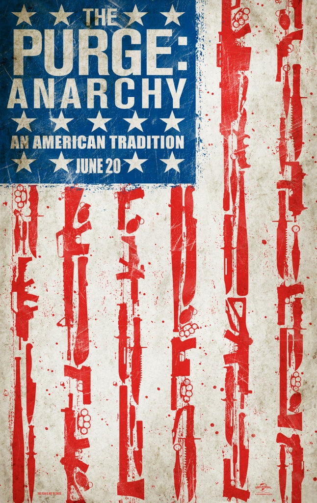 The Purge: Anarchy HD iTunes - Digital Movies