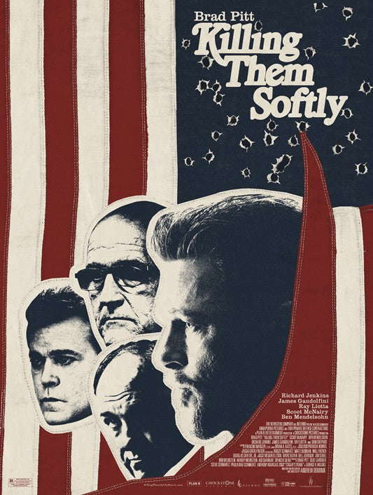 Killing Them Softly HDX UV - Digital Movies