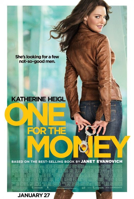 One for the Money HDX UV - Digital Movies