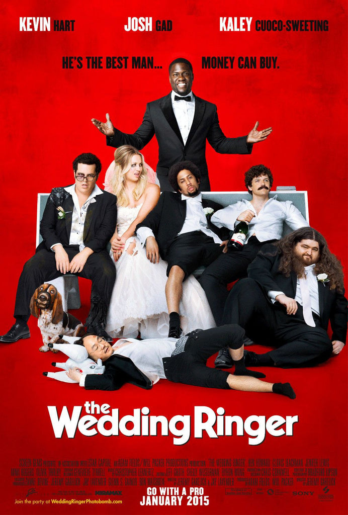 Wedding Ringer HDX UV - Digital Movies