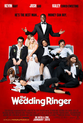 Wedding Ringer HDX UV