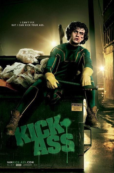 Kick Ass HDX UV - Digital Movies