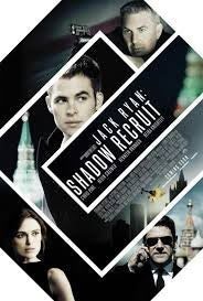 Jack Ryan: Shadow Recruit HDX UV - Digital Movies