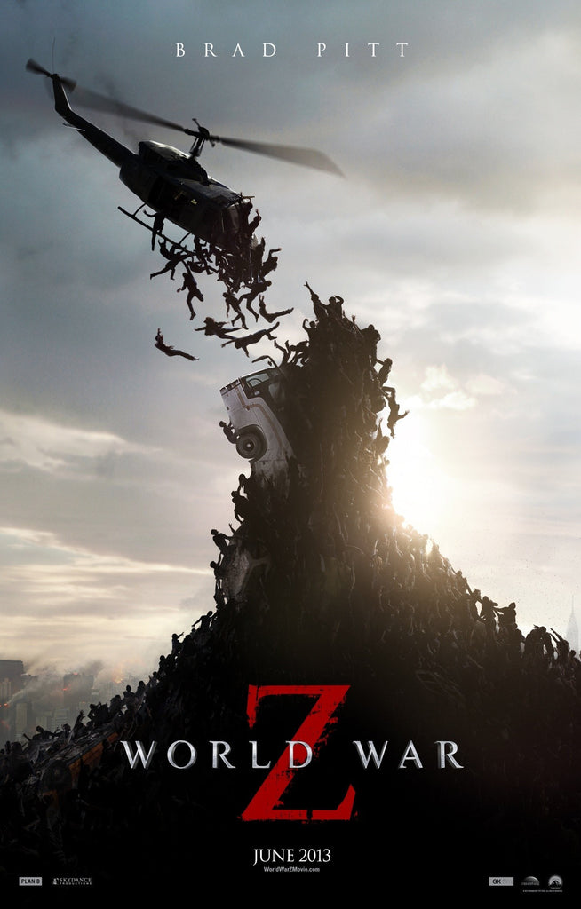 World War Z HD iTunes - Digital Movies