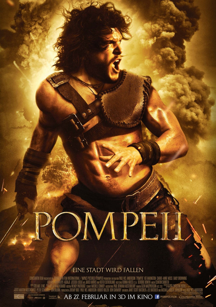 Pompeii SD UV - Digital Movies