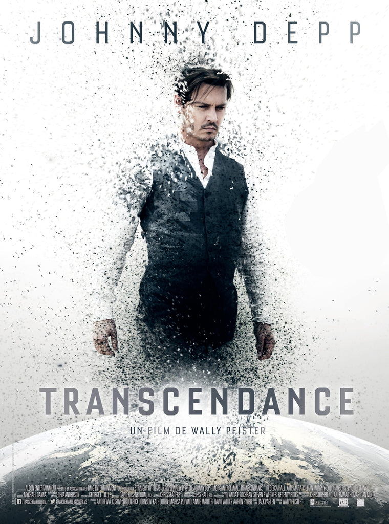 Transcendence HDX UV - Digital Movies