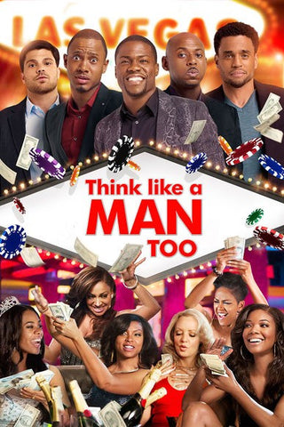 Think Like A Man Too SD UV or iTunes via MA