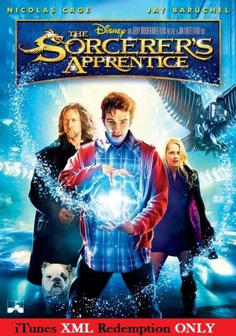 Sorcerer's Apprentice XML - Digital Movies