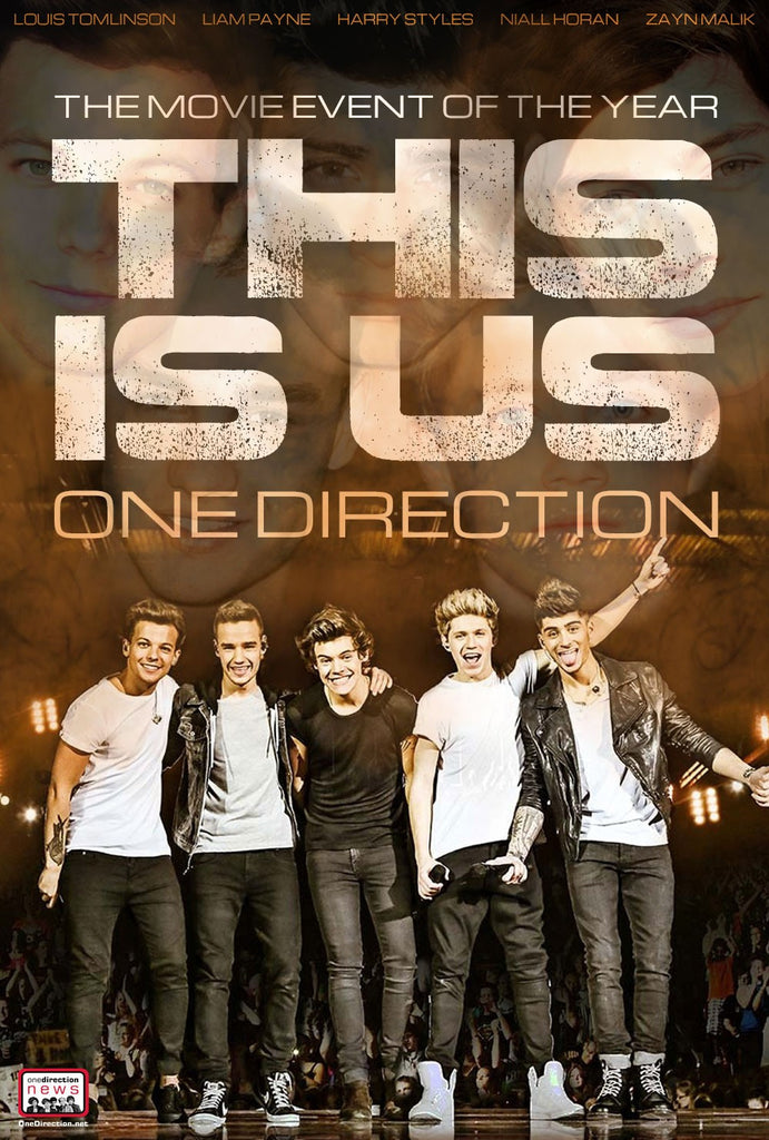 One Direction: This Is Us SD UV - Digital Movies