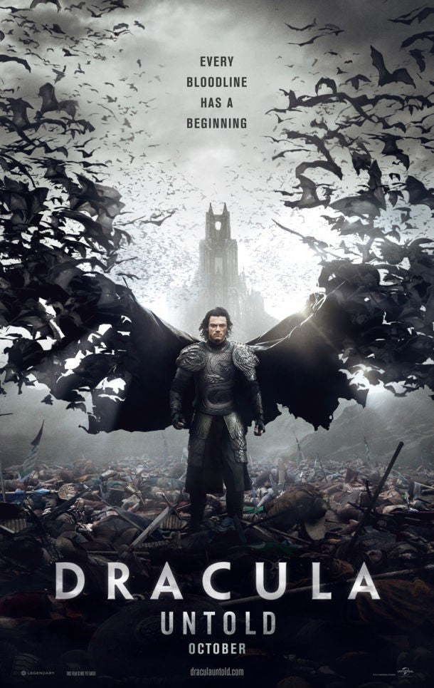 Dracula Untold HD iTunes - Digital Movies