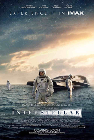 Interstellar HD iTunes