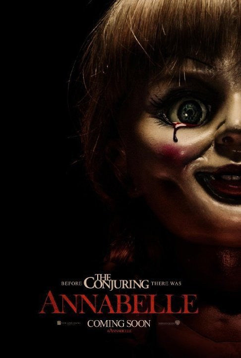 Annabelle HDX UV/Vudu - Digital Movies