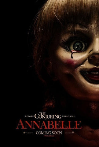 Annabelle HDX UV or iTunes via MA
