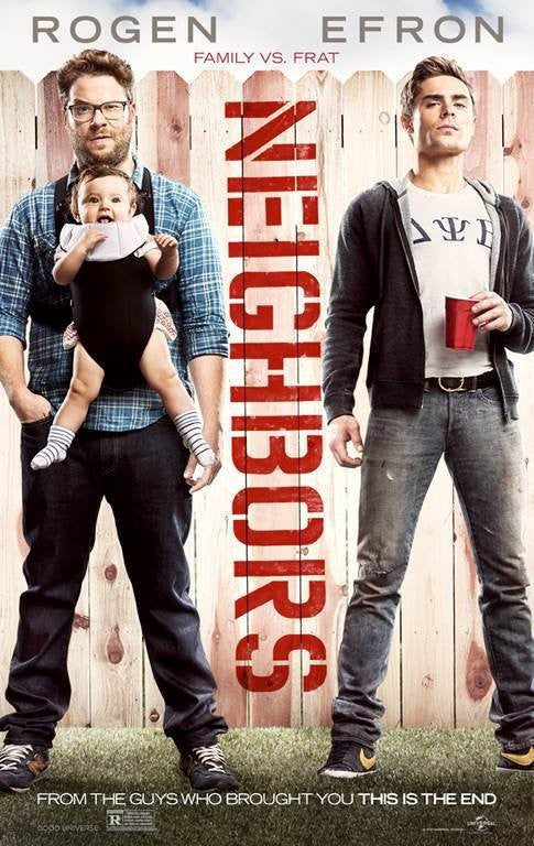 Neighbors HD iTunes - Digital Movies
