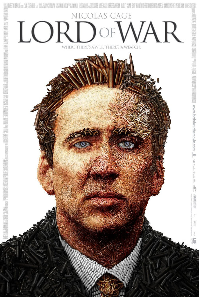 Lord of War HDX UV - Digital Movies