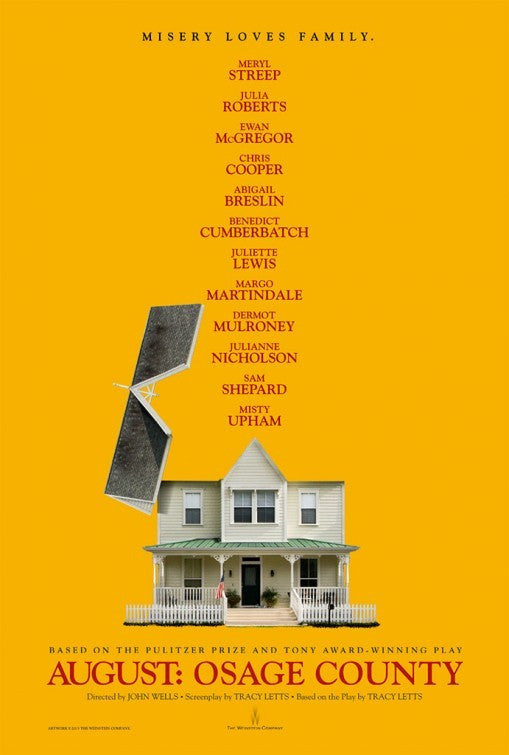 August: Osage County HDX UV - Digital Movies