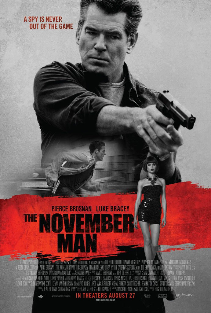 November Man HDX UV - Digital Movies