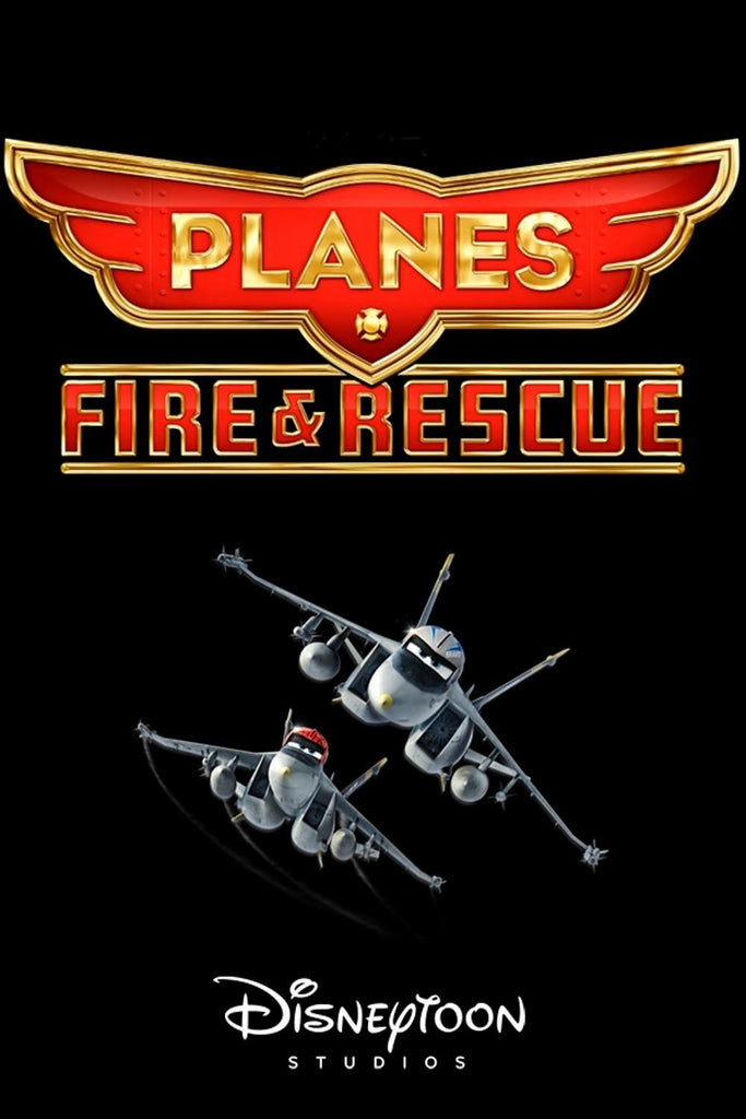 Planes: Fire & Rescue HDX VUDU ONLY - Digital Movies