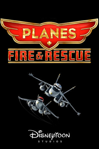Planes: Fire & Rescue HDX VUDU ONLY