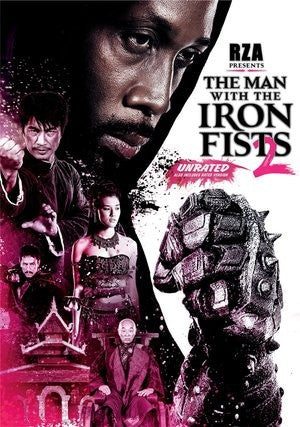 The Man with the Iron Fists 2 Unrated HDX UV - Digital Movies
