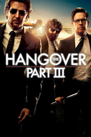 The Hangover Part III HDX UV or iTunes via MA