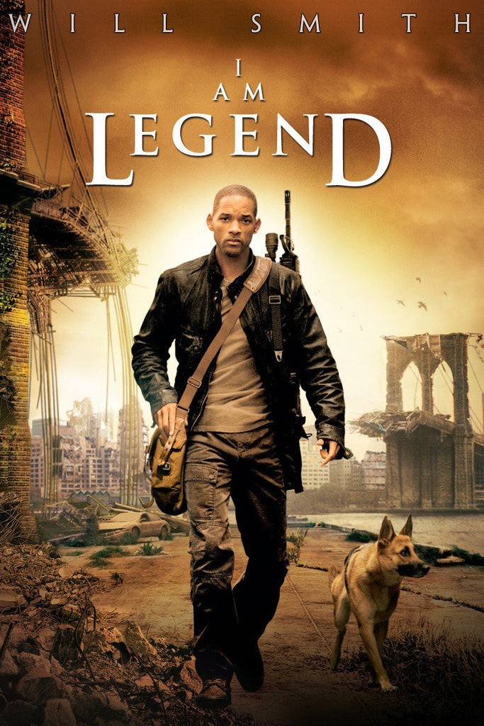 I am Legend HDX UV - Digital Movies
