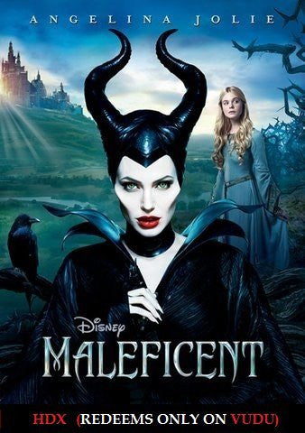 Maleficent HDX Vudu - Digital Movies