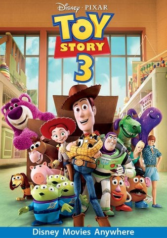 Toy Story 3 DMA/DMR - Digital Movies