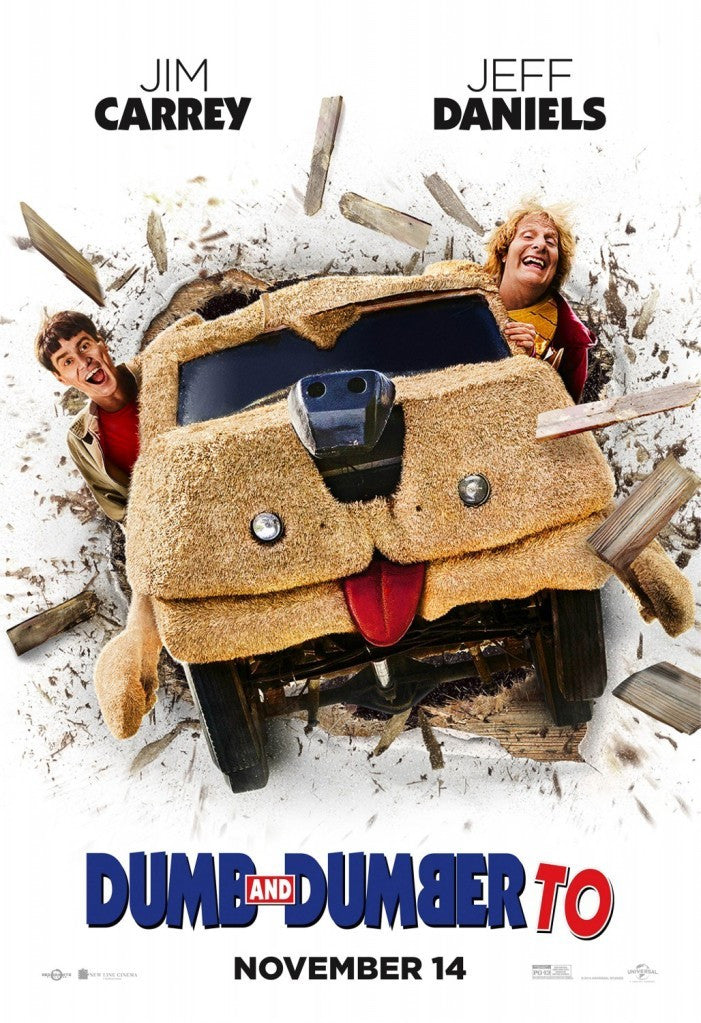 Dumb and Dumber To HD iTunes - Digital Movies